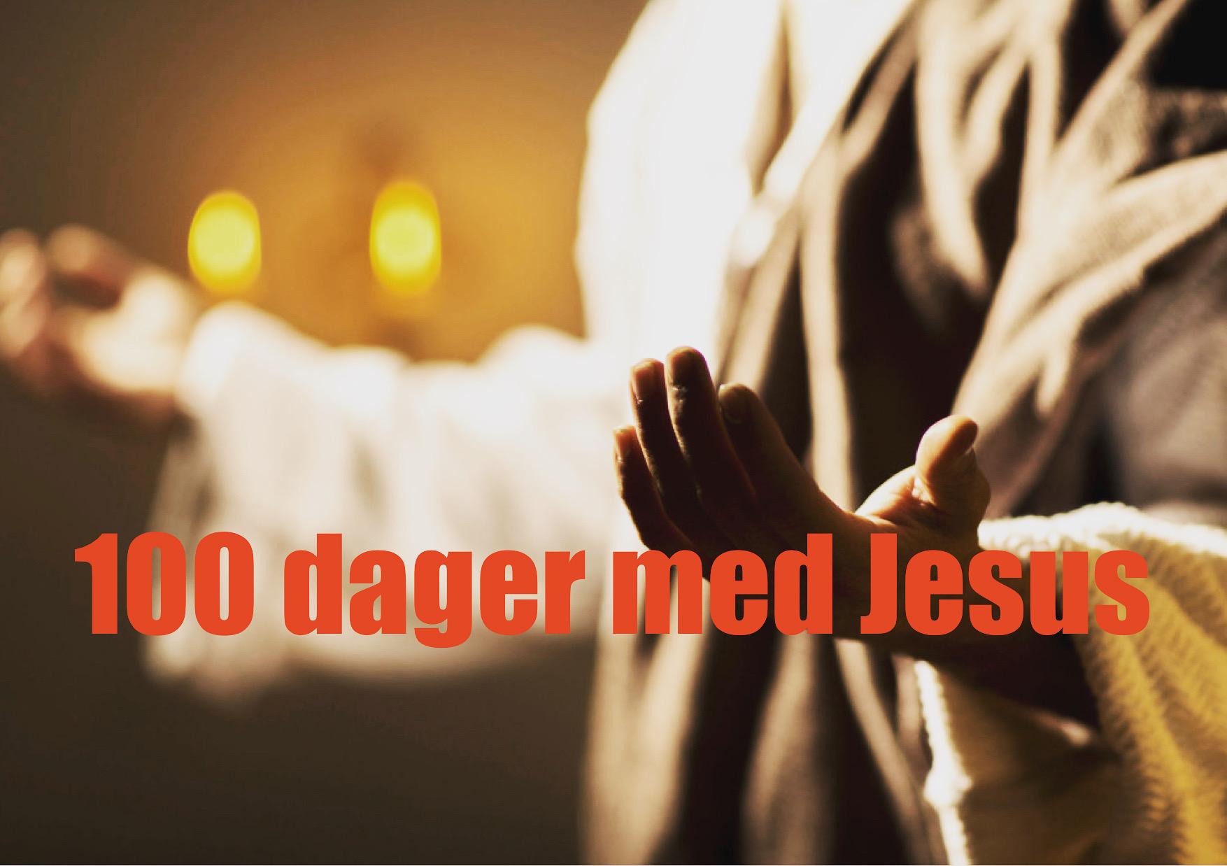 100 dager med JESUS